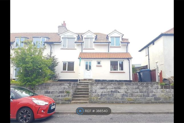 Thumbnail Semi-detached house to rent in Whitehall Road, Ramsgate