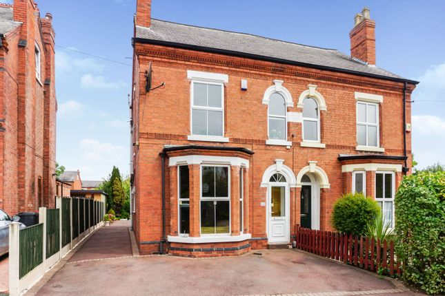 Thumbnail Semi-detached house for sale in Park Road, Beeston, Nottingham