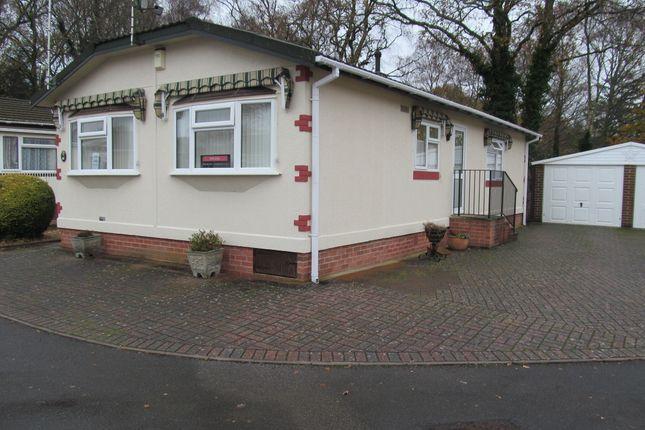 Thumbnail Mobile/park home for sale in Dewlands Park (5480), West Close, Verwood, Dorset, 6Pr