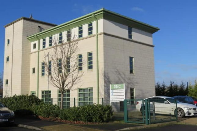 Thumbnail Office for sale in The Zinc Building, Carterton, Oxfordshire, – Freehold Investment