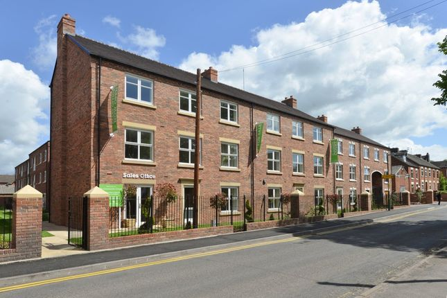 Thumbnail Flat for sale in St Clements Court, South Street, Atherstone