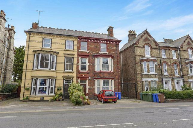 Thumbnail Flat to rent in Wellington Road, Bridlington