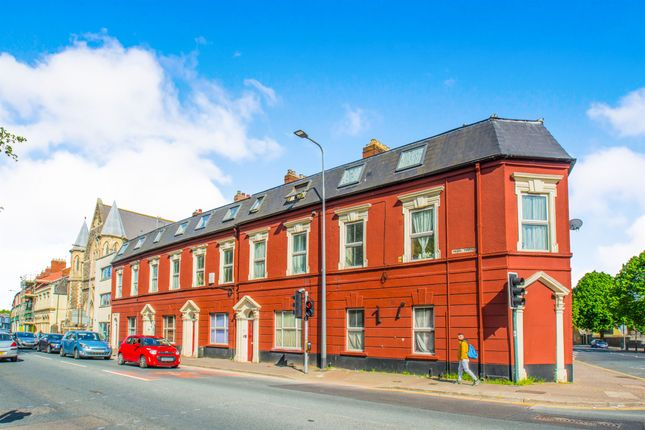 2 bed flat for sale in Moira Terrace, Adamsdown, Cardiff