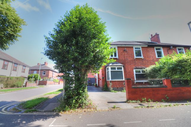 Thumbnail Semi-detached house for sale in Stowell Green, Hartshill, Stoke-On-Trent