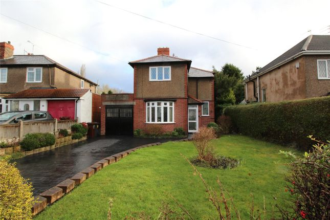 Thumbnail Detached house for sale in Pendeford Avenue, Tettenhall, Wolverhampton