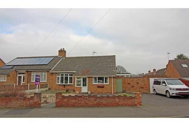 Thumbnail Semi-detached bungalow for sale in Wesley Road, Bilbrook