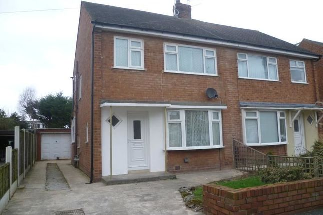Thumbnail Semi-detached house to rent in Raybourne Avenue, Poulton-Le-Fylde