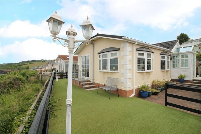 Thumbnail Mobile/park home for sale in Walton Bay, North Somerset
