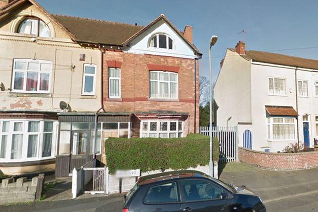 Thumbnail Property for sale in Church Road, Erdington, Birmingham