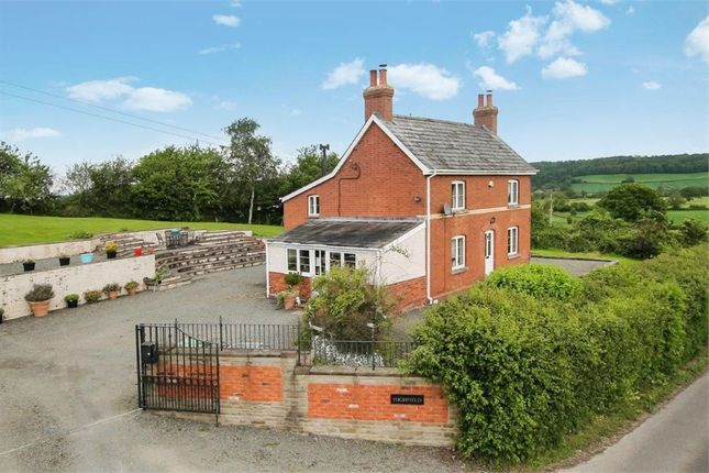 Thumbnail Detached house for sale in Wormbridge, Hereford