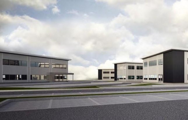 Thumbnail Light industrial to let in Units 8, 9 & 10, Kingshill Commercial Park, Endeavour Drive, Arnhall, Westhill