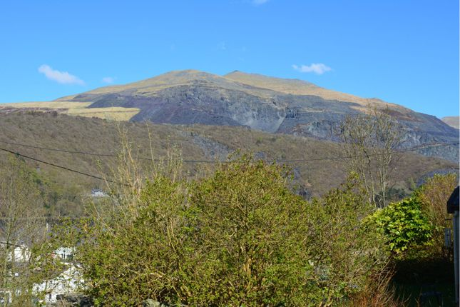 Thumbnail Land for sale in Rallt Goch, Llanberis