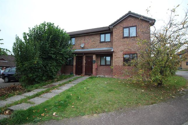 Thumbnail Flat for sale in Castle Rise, Taverham, Norwich