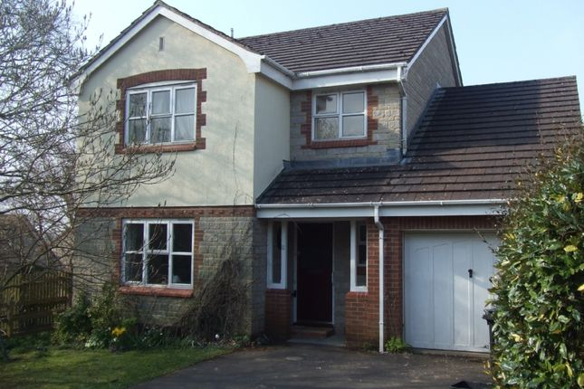 Thumbnail Detached house to rent in Campkin Road, Wells