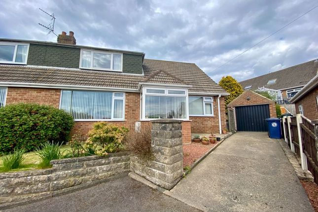3 bed semi-detached bungalow for sale in Glebe Gardens, Easington, Saltburn-By-The-Sea TS13