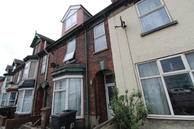 Thumbnail Shared accommodation to rent in 7 Bed Hmo - Canwick Road, Lincoln, Lincolnshire