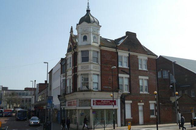 Thumbnail Maisonette to rent in Edinburgh Road, Portsmouth