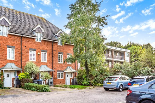 Thumbnail End terrace house for sale in Central Road, Morden, Surrey