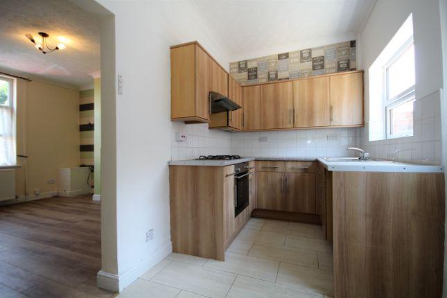 Kitchen of De Lacy Street, Ashton-On-Ribble, Preston PR2