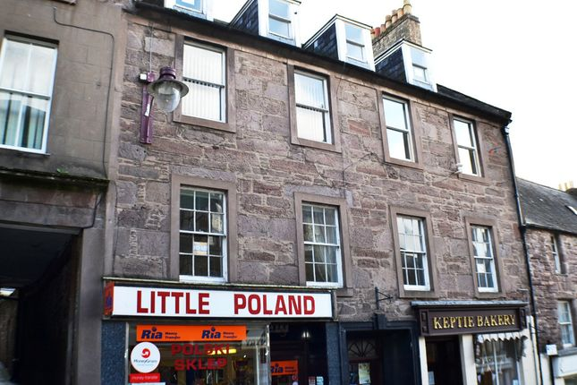 Thumbnail Flat to rent in High Street, Brechin, Angus