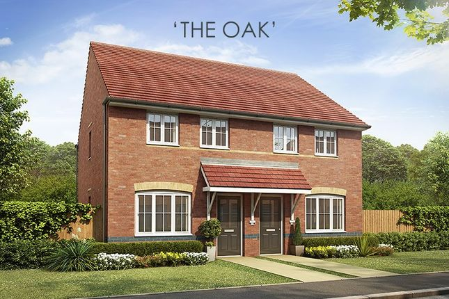 2 bed semi-detached house for sale in Swallows Close, Bromsgrove, Bromsgrove