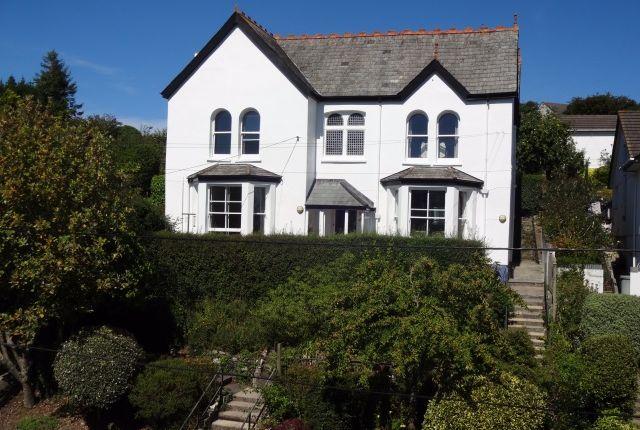 Thumbnail Detached house for sale in Egloshayle Road, Wadebridge