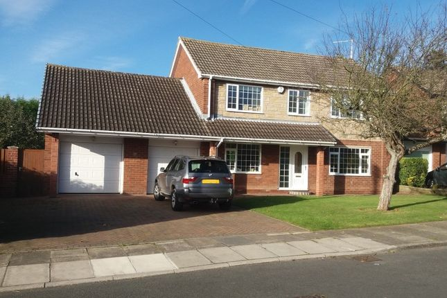 Thumbnail Detached house to rent in Nutwell Close, Doncaster
