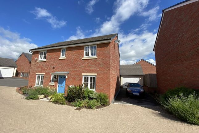 Thumbnail Detached house for sale in Whitby Court, Gilwern, Abergavenny