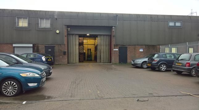 Thumbnail Light industrial for sale in Unit 3 Romeo Business Centre, Juliet Way, Purfleet