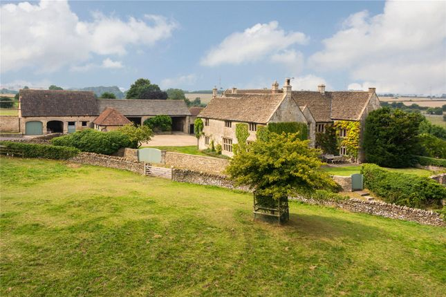 Thumbnail Detached house for sale in West Kington, Chippenham, Wiltshire