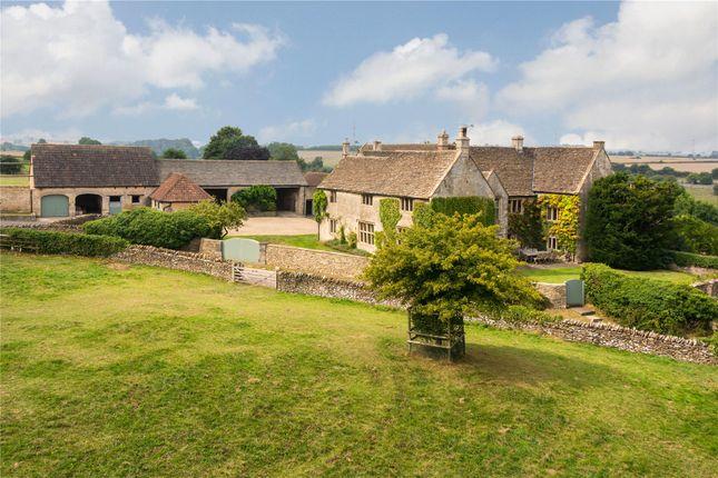 Detached house for sale in West Kington, Bath, Wiltshire
