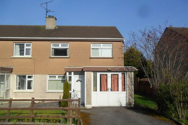 Thumbnail Semi-detached house for sale in Glebe Park, Enniskillen