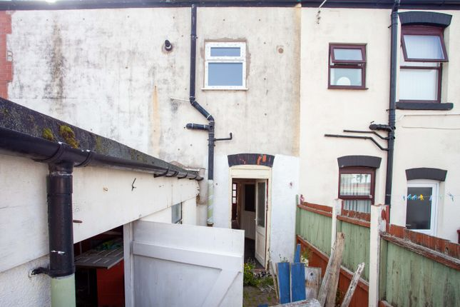 Rear Of Property of Addison Road, Fleetwood FY7