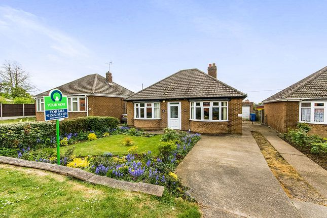 Thumbnail Bungalow for sale in Waterford Lane, Cherry Willingham, Lincoln