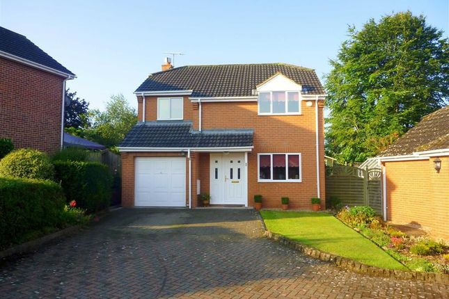 Thumbnail Detached house for sale in Elcot Nurseries, Marlborough, Wiltshire
