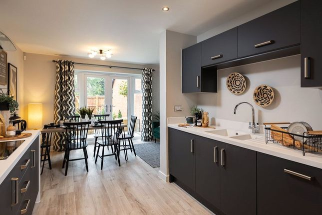 Thumbnail Semi-detached house for sale in Lucas Green, Shirley, Solihull, West Midlands