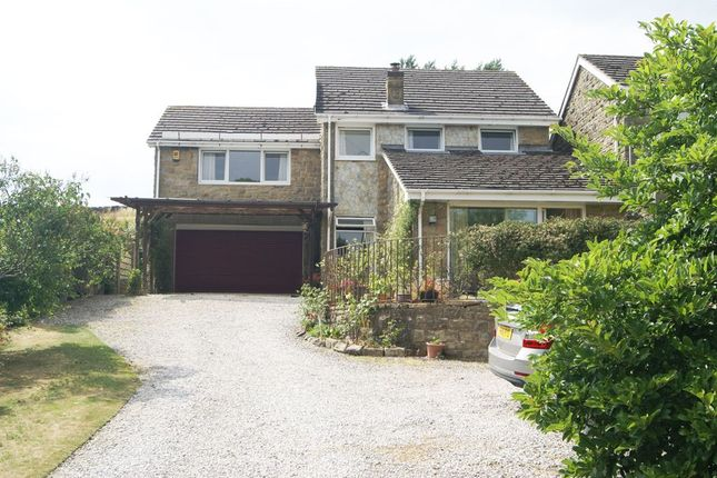 Thumbnail Detached house for sale in Alton Lane, Littlemoor, Ashover, Derbyshire