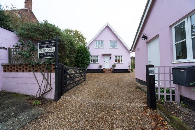 Thumbnail Detached house for sale in The Street, Botesdale, Diss