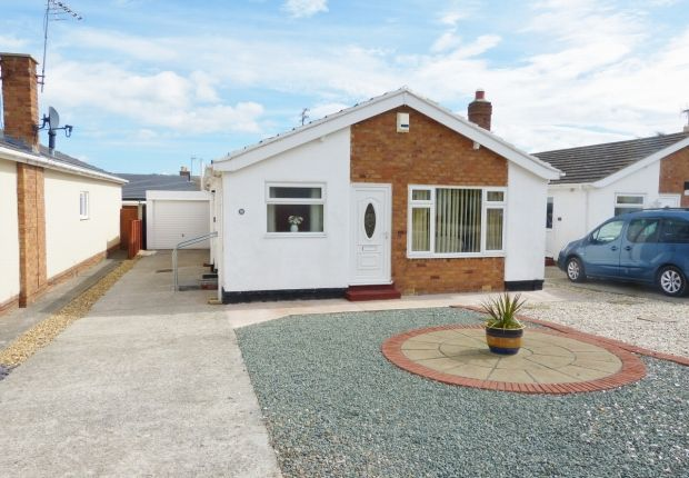 Thumbnail Detached bungalow for sale in St. Davids Road, Abergele