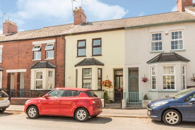 Thumbnail Terraced house for sale in Mill Street, Caerleon, Newport