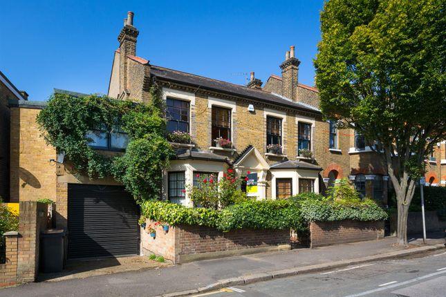 Thumbnail End terrace house for sale in Folkestone Road, London