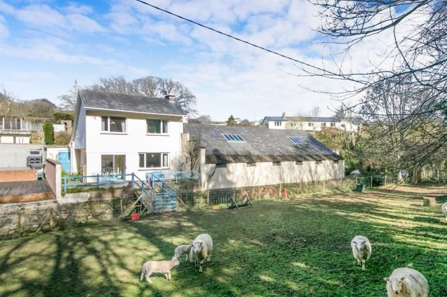 Thumbnail Detached house for sale in Hendre Road, Conwy, North Wales