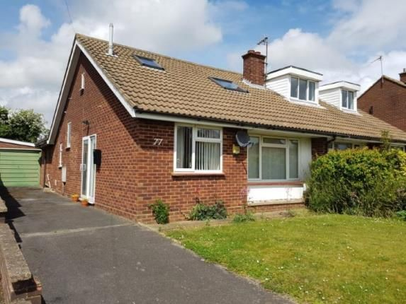 Thumbnail Bungalow for sale in Wellingham Avenue, Hitchin, Hertfordshire, England