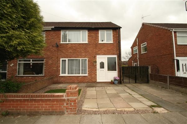 Thumbnail Semi-detached house for sale in Ashby Road, Wigan