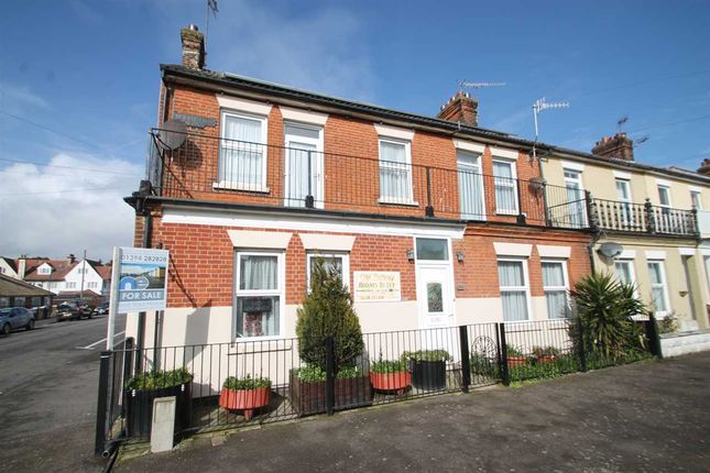 Thumbnail Property for sale in Manning Road, Felixstowe