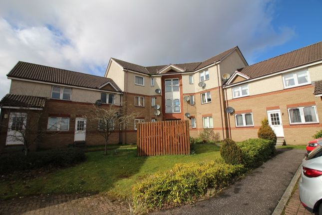 Thumbnail Flat for sale in Goldpark Place, Eliburn, Livingston