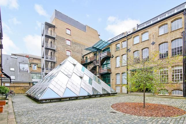 Thumbnail Office to let in The Pyramid Building, Jubilee Yard, 31 Queen Elizabeth Street, London