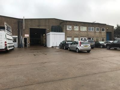 Thumbnail Light industrial to let in 5 Blackwater Close, Rainham, Essex