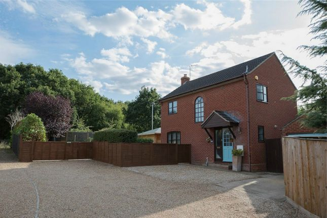 Thumbnail Detached house for sale in Rectory Road, Rowhedge, Colchester, Essex