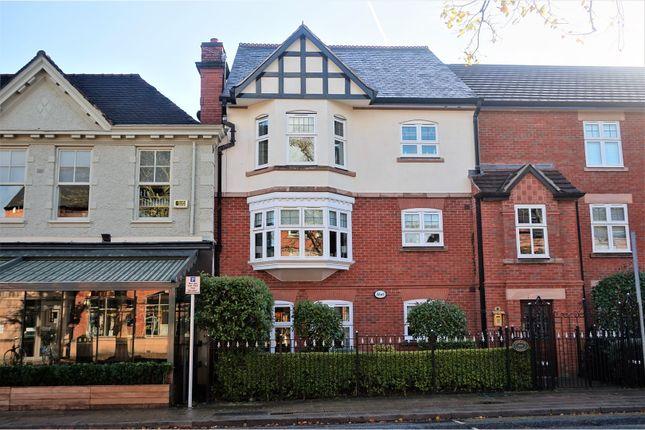 Thumbnail Flat to rent in Chapel Road, Alderley Edge